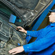 repairman servicing auto car - PhotoDune Item for Sale