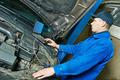 repairman servicing auto car - PhotoDune Item for Sale