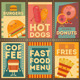 Fast Food Menu - GraphicRiver Item for Sale