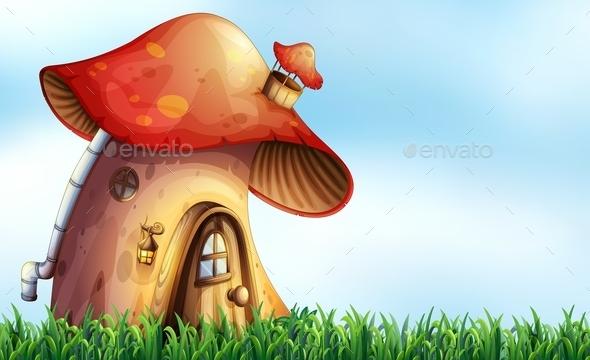 GraphicRiver Mushroom 11237544