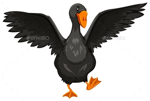GraphicRiver Goose 11237955