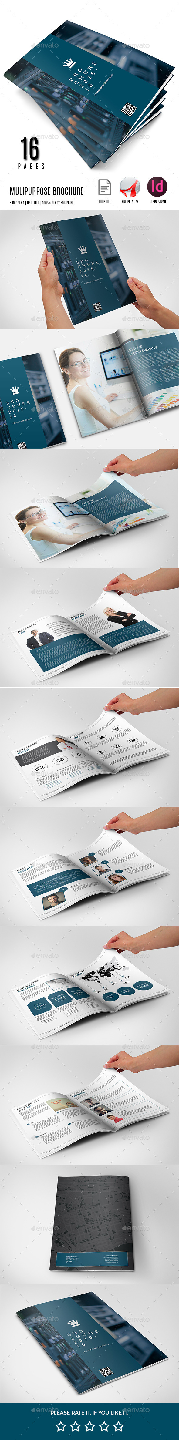 GraphicRiver Brochure 11238069