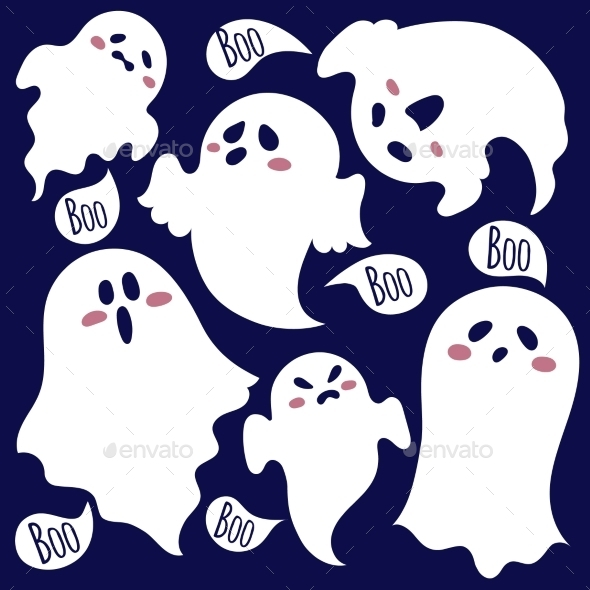 GraphicRiver Ghost 11238101