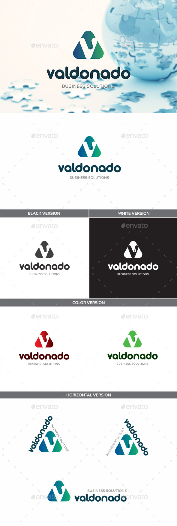 GraphicRiver Valdonado 11238773
