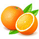 Orange and Slice  - GraphicRiver Item for Sale