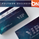 Polygon Exclusive VIP Card - GraphicRiver Item for Sale