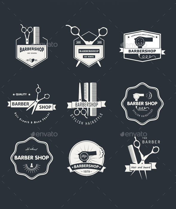 GraphicRiver Barbershop 11239196