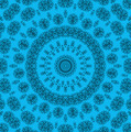 Abstract blue background with pattern - PhotoDune Item for Sale