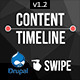 Content Timeline - Responsive Drupal Plugin - CodeCanyon Item for Sale