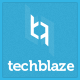TechBlaze - Professional WordPress Blog Theme - ThemeForest Item for Sale