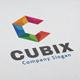 Cubix - C Letter Logo - GraphicRiver Item for Sale