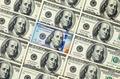 Hundred cash dollars banknote closeup, money background - PhotoDune Item for Sale