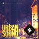 Urban Sound - Mixtape CD Cover Artwork Template - GraphicRiver Item for Sale