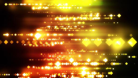 Glittering Shapes