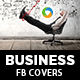 Business Facebook Covers - 2 Designs - GraphicRiver Item for Sale