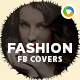Fashion Facebook Covers - 2 Designs - GraphicRiver Item for Sale