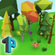 Low Poly Nature Package - 3DOcean Item for Sale