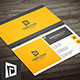 Elegant Corporate Business Card - GraphicRiver Item for Sale