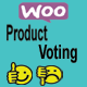 WooCommerce Product Voting