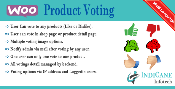 CodeCanyon WooCommerce Product Voting 11243525