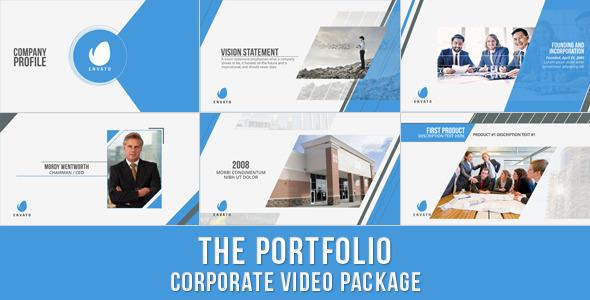 The Portfolio Corporate Video Package