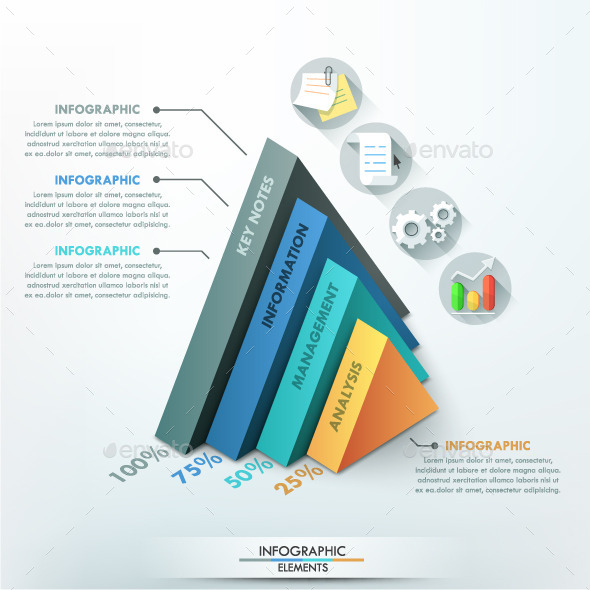 Modern Infographic Options Template
