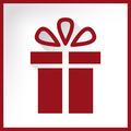 Gift Icon Background - PhotoDune Item for Sale