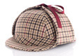 British Deerhunter or Sherlock Holmes cap - PhotoDune Item for Sale