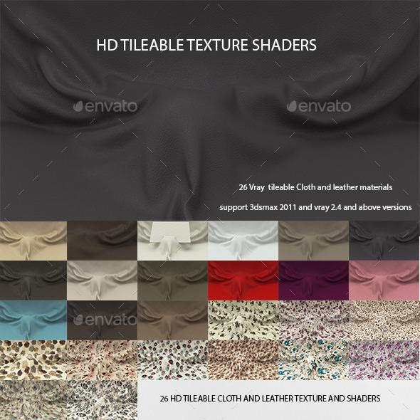 Cloth Studio scene setup for VRAY - 3DOcean Item for Sale
