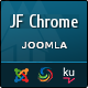 JF Chrome - Joomla Kunena JomSocial Template - ThemeForest Item for Sale