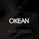 Okean - Multipurpose, Minimal, Multiscroll Blog/Portfolio Theme - ThemeForest Item for Sale