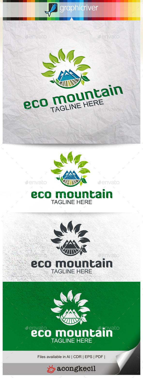 GraphicRiver Eco Mountain 11244802