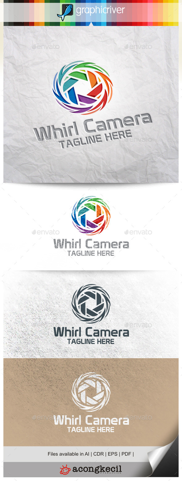 GraphicRiver Whirl Camera V.2 11244821