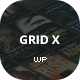GRID X - Creative MultiPurpose Theme - ThemeForest Item for Sale