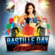 Bastille Day Party - GraphicRiver Item for Sale