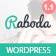 Raboda - eCommerce Responsive WordPress Theme - WooCommerce eCommerce