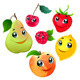 Family of Fruits - GraphicRiver Item for Sale