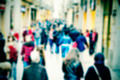 defocused blur background of people walking - PhotoDune Item for Sale