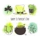 St. Patrick's Day Symbol Set. - GraphicRiver Item for Sale