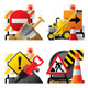 Roadwork Icons - GraphicRiver Item for Sale