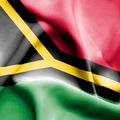 Vanuatu waving flag - PhotoDune Item for Sale