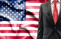 Man in suit from United States of America - PhotoDune Item for Sale