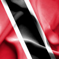Trinidad and Tobago waving flag - PhotoDune Item for Sale