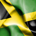 Jamaica waving flag - PhotoDune Item for Sale