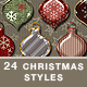 24+ Christmas Photoshopstyles - GraphicRiver Item for Sale