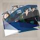 Korulum Tri-fold Square Brochure Template - GraphicRiver Item for Sale