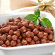 Cereal chocolate balls on wooden table - PhotoDune Item for Sale