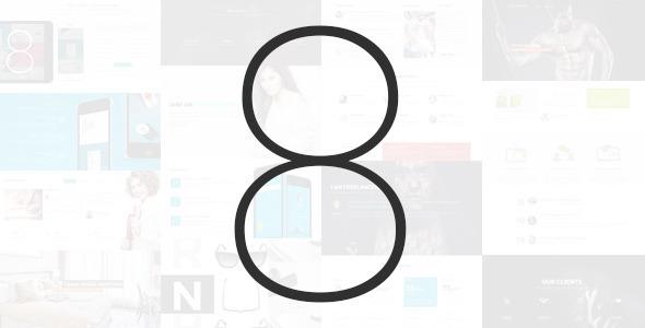 Eight - Stylish Multi Purpose Theme