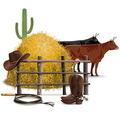 Cowboy Farming Concept - PhotoDune Item for Sale