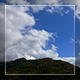Fast Clouds And Mountains - VideoHive Item for Sale